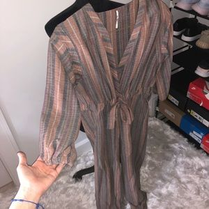 Free People Utility Suit